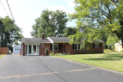 Blue Ash Single Family Home For Sale: 5181 Hagewa Drive