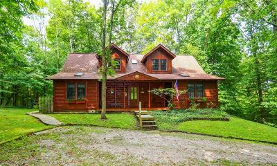 Warren County Single Family Home For Sale: 712 Deer Run Trail