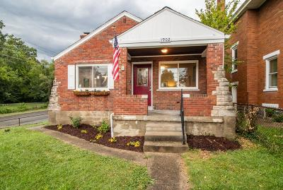 Cincinnati Single Family Home For Sale: 1902 Hewitt Avenue