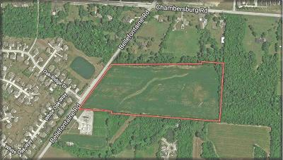 Montgomery County Residential Lots & Land For Sale: Bellefontaine Road