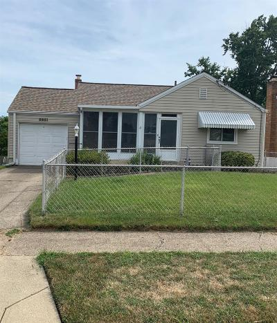 Green Twp Single Family Home For Sale: 5851 Northglen Road