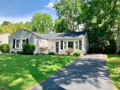 Cincinnati Single Family Home For Sale: 6532 Coffey Street