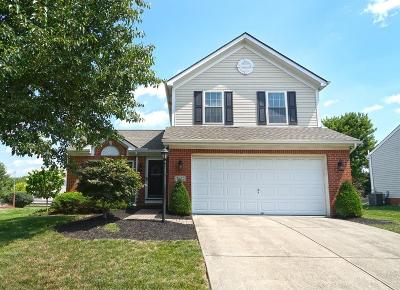 Deerfield Twp. Single Family Home For Sale: 7672 Alexandra Drive