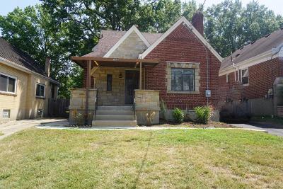 Cincinnati Single Family Home For Sale: 1038 Benz Avenue