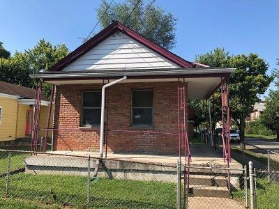 Cincinnati Single Family Home For Sale: 131 W 69th Street