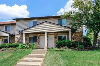 Fairfield Condo/Townhouse For Sale: 5351 Boehm Drive #D