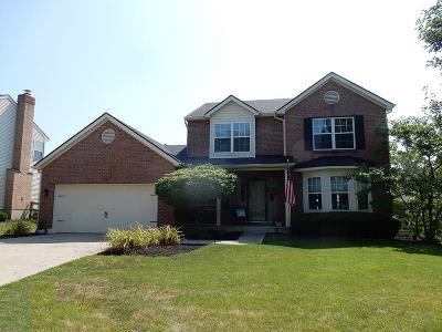 Warren County Single Family Home For Sale: 7870 Weavers Lane