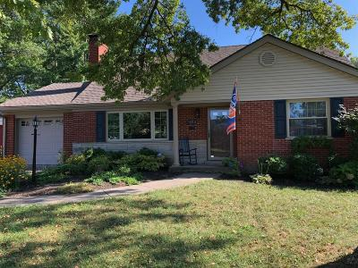 Green Twp Single Family Home For Sale: 5523 Penway Court