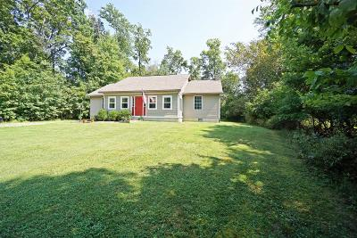Adams County, Brown County, Clinton County, Highland County Single Family Home For Sale: 309 Bremen Drive