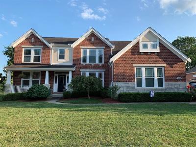 Fairfield Single Family Home For Sale: 5893 Emerald Lake Drive