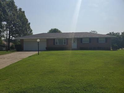 Sharonville Single Family Home For Sale: 12002 Diamondview Drive