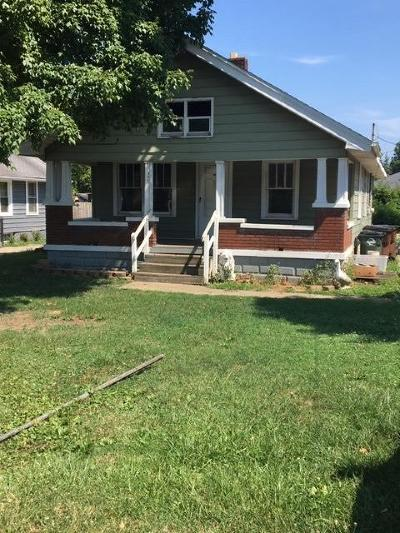 Middletown Single Family Home For Sale: 3511 Manchester Road