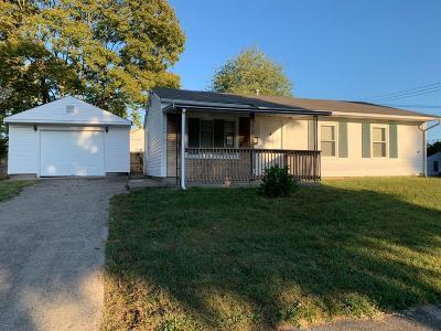 Colerain Twp Single Family Home For Sale: 9502 Anaheim Court