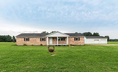 Highland County Single Family Home For Sale: 2251 Sicily Road