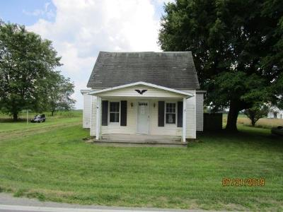 HILLSBORO Single Family Home For Sale: 3772 State Route 138
