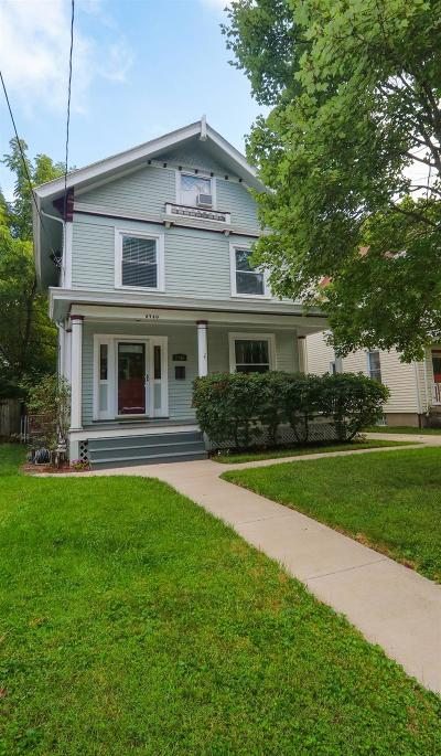 Cincinnati Single Family Home For Sale: 2740 Arbor Avenue