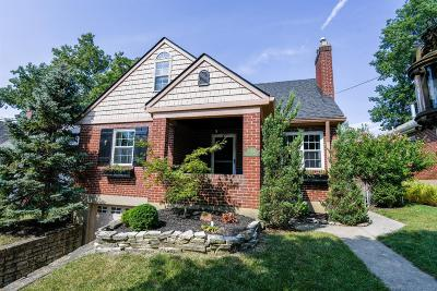 Cincinnati Single Family Home For Sale: 4133 Club View Drive