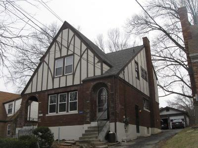Cincinnati Multi Family Home For Sale: 2753 McKinley Avenue