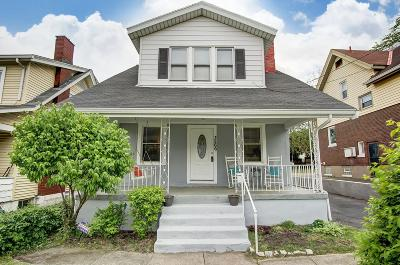 Cincinnati Single Family Home For Sale: 3566 Vista Avenue