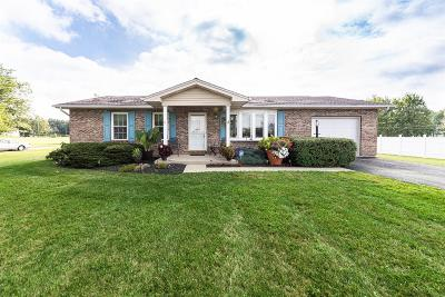 Adams County, Brown County, Clinton County, Highland County Single Family Home For Sale: 12720 Liming Van Thompson Road