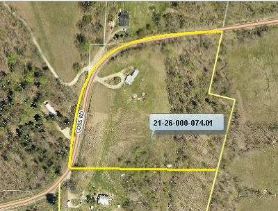 Adams County, Brown County, Clinton County, Highland County Residential Lots & Land For Sale: 10696 Coss Road
