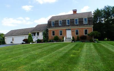 Adams County, Brown County, Clinton County, Highland County Single Family Home For Sale: 38 Loving Lane