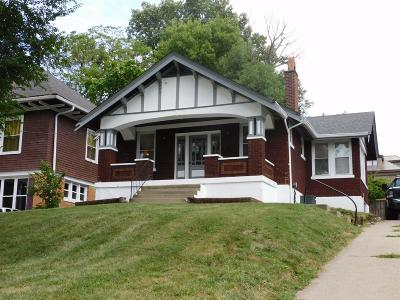 Cincinnati OH Single Family Home For Sale: $122,500