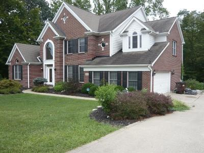Clermont County Single Family Home For Sale: 848 Castlebay Drive