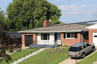 Cincinnati OH Single Family Home For Sale: $139,900
