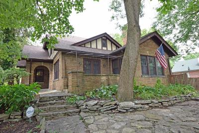 Cincinnati OH Single Family Home For Sale: $340,000