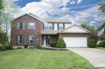 Liberty Twp Single Family Home For Sale: 6025 Princeton Road