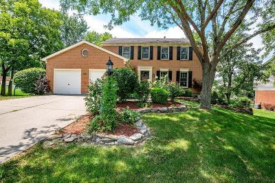 West Chester Single Family Home For Sale: 7497 Rolling Meadows Drive