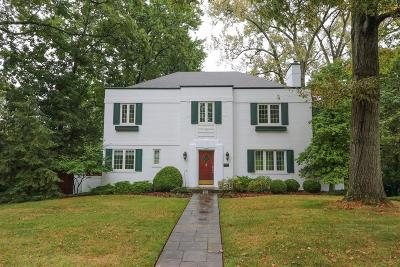 Cincinnati Single Family Home For Sale: 3306 Mannington Avenue