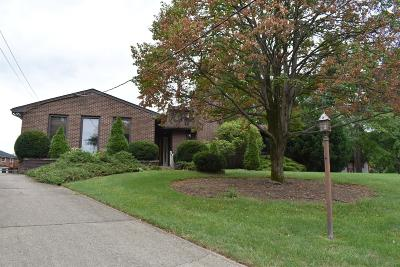 West Chester Single Family Home For Sale: 8952 Mimosa Lane