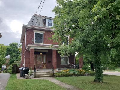 Cincinnati OH Single Family Home For Sale: $140,000