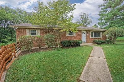 Deerfield Twp. Single Family Home For Sale: 2523 Hollyhock Road
