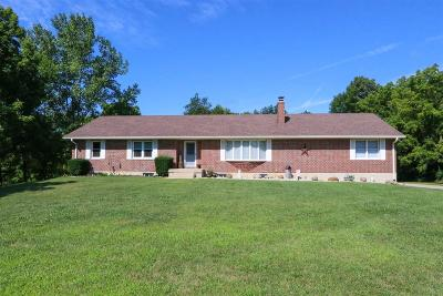 Preble County Single Family Home For Sale: 7985 Preble County Line Road