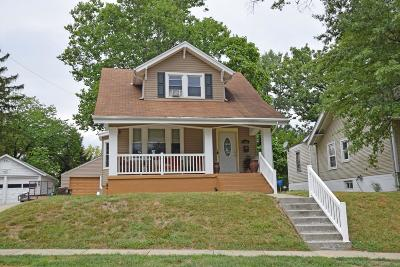 Cincinnati OH Single Family Home For Sale: $125,000