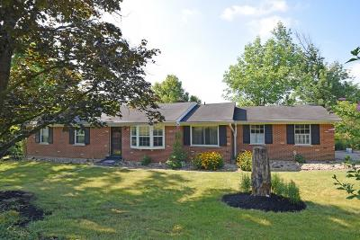 West Chester Single Family Home For Sale: 9700 Farmcrest Drive