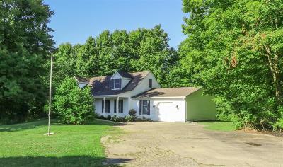 Harrison Single Family Home For Sale: 10841 New Biddinger Road