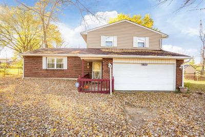 Liberty Twp Single Family Home For Sale: 5923 Liberty Fairfield Road