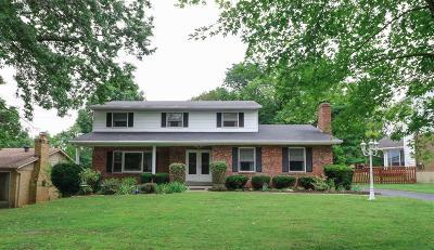 Cincinnati OH Single Family Home For Sale: $234,000