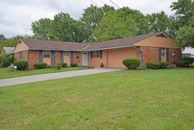 Cincinnati OH Single Family Home For Sale: $169,000