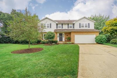 Deerfield Twp. Single Family Home For Sale: 2683 Jessica Court
