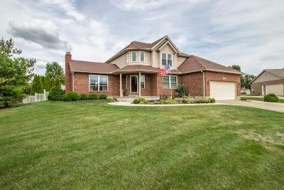 Liberty Twp Single Family Home For Sale: 6682 Liberty Park Drive