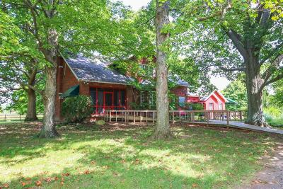 Warren County Single Family Home For Sale: 2206 Drake Road