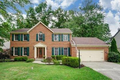 Sharonville Single Family Home For Sale: 9943 McCauly Woods Drive