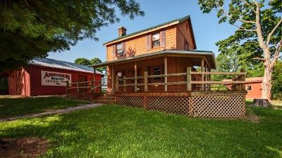 Highland County Single Family Home For Sale: 8559 N St Rt 73