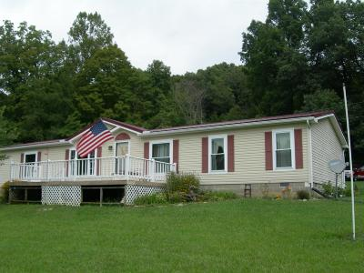 Highland County Single Family Home For Sale: 5016 Washburn Road