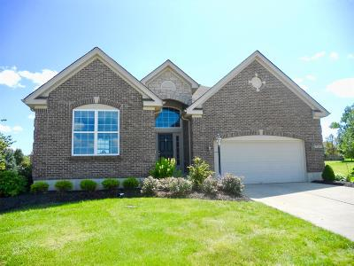 Butler County Single Family Home For Sale: 6260 Walden Creek Court